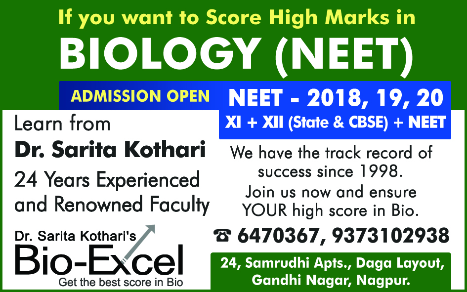 best neet classes in nagpur